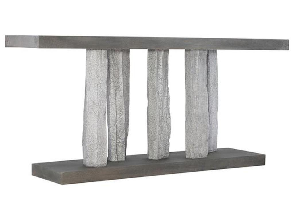 Bernhardt Interiors - MercedConsole Table