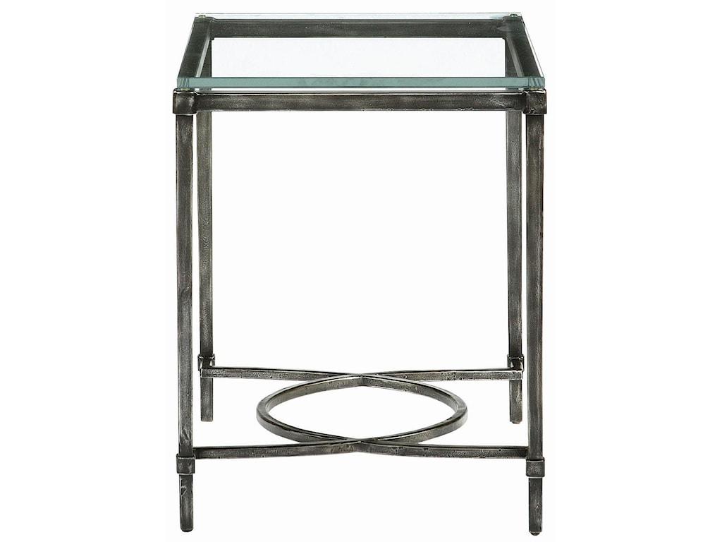 Bernhardt Interiors - AccentsPalmer Metal End Table