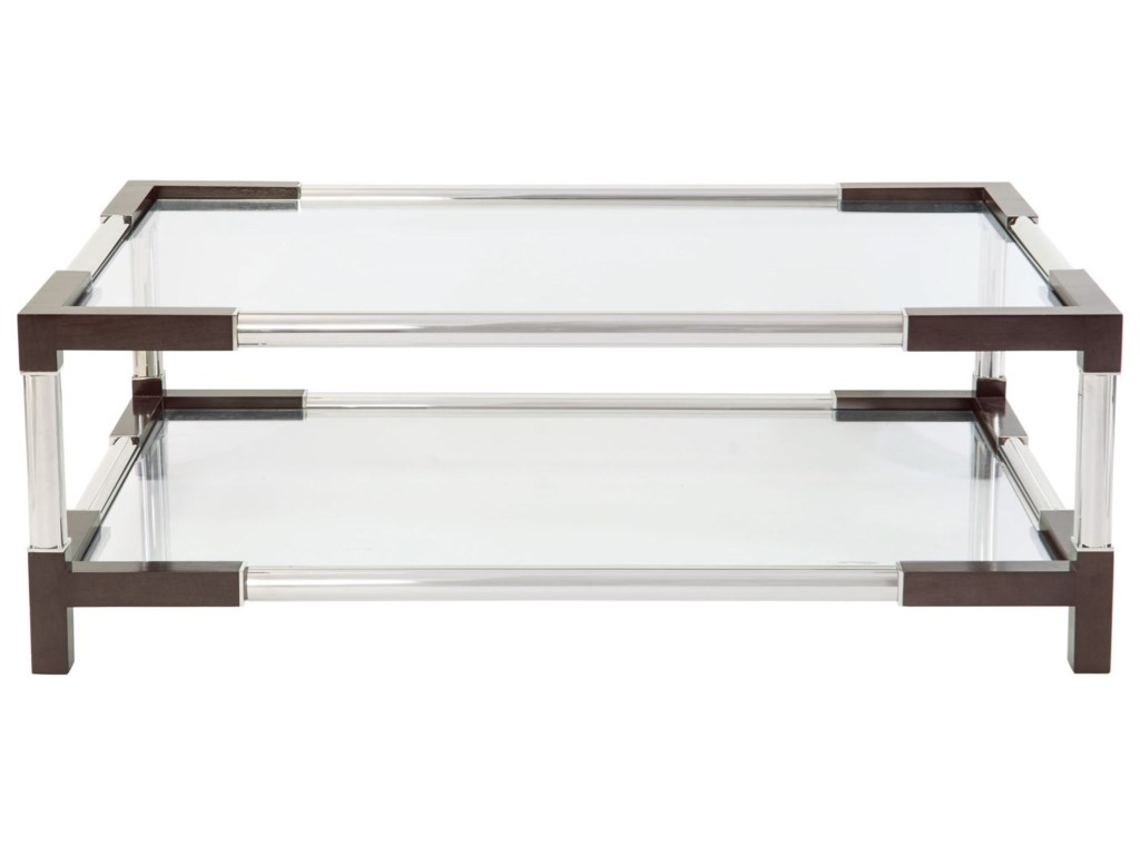 Bernhardt Interiors - AccentsMason Cocktail Table