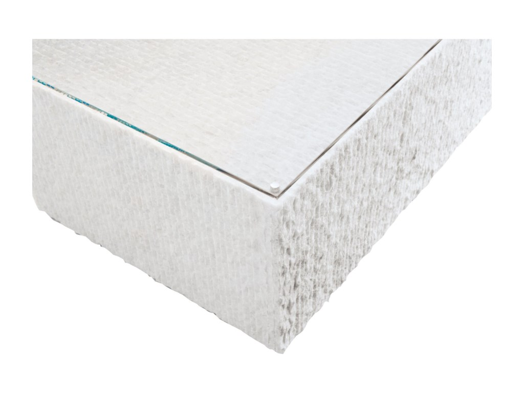 Bernhardt Interiors - OctaviaCocktail Table