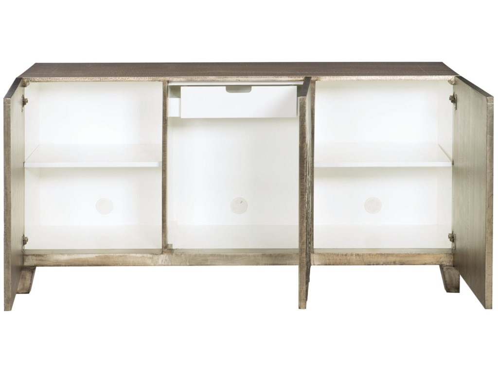Bernhardt Interiors - PeacockEntertainment Console