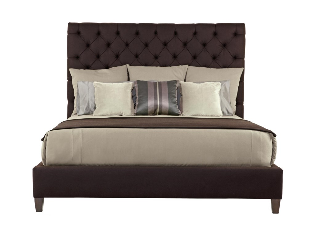 Bernhardt Interiors - Porter Queen Upholstered Bed