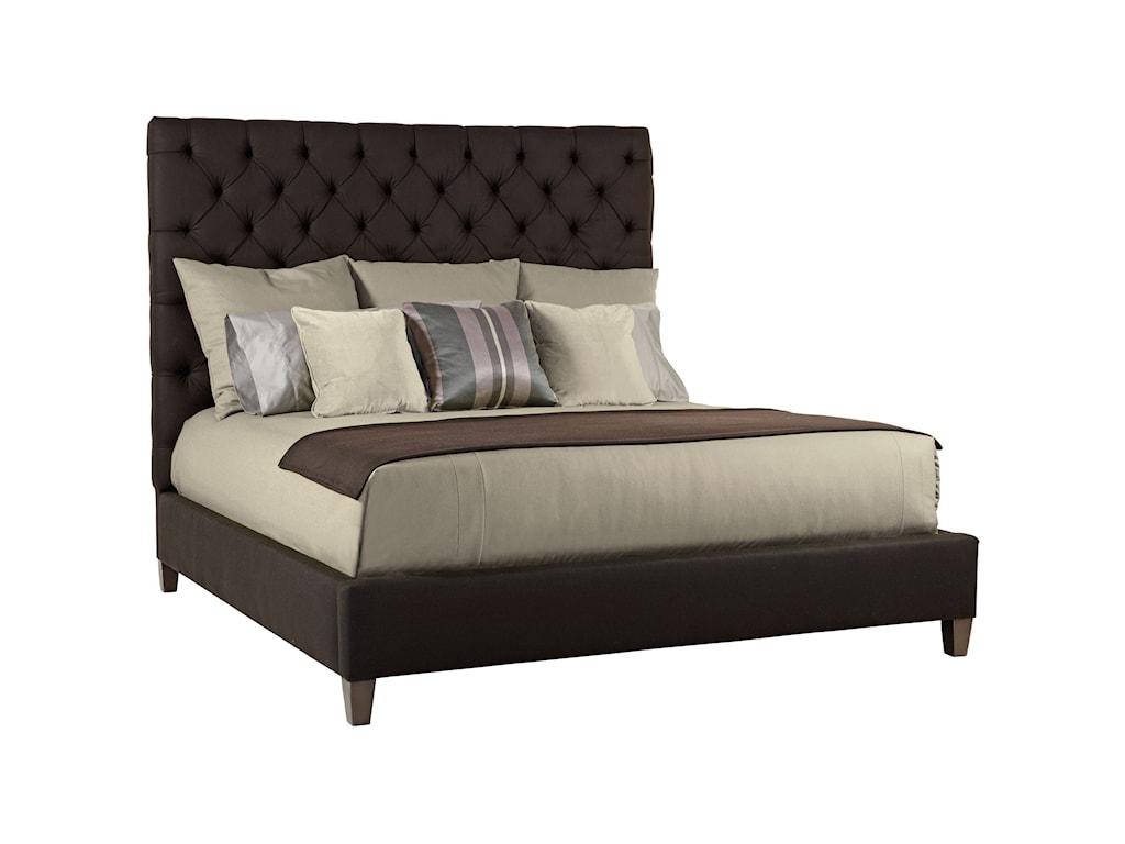Bernhardt Interiors - Porter Queen Upholstered Bed