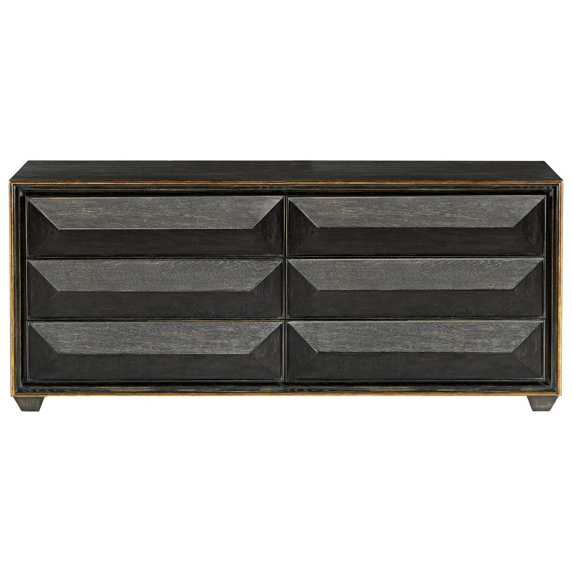 Bernhardt Interiors   Quinn Dresser With Six Drawers