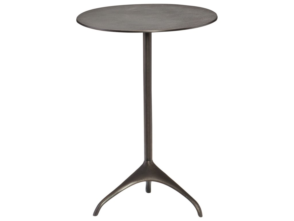 Bernhardt Interiors - SegoviaRound Chairside Table