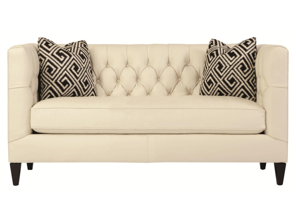 tufted loveseat chloe velvet sofa wayfair