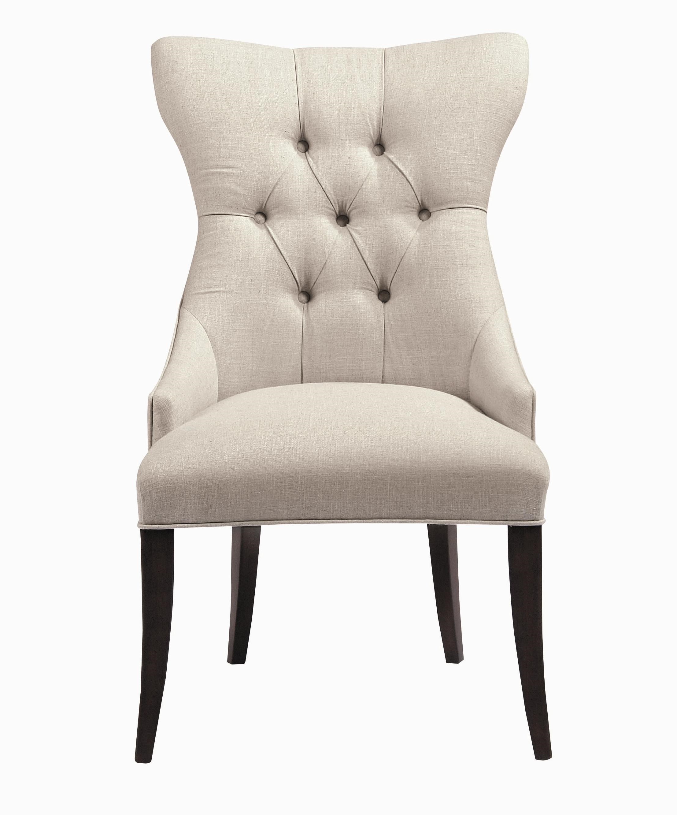 ... Bernhardt Interiors   ChairsDeco Tufted Back Chair ...