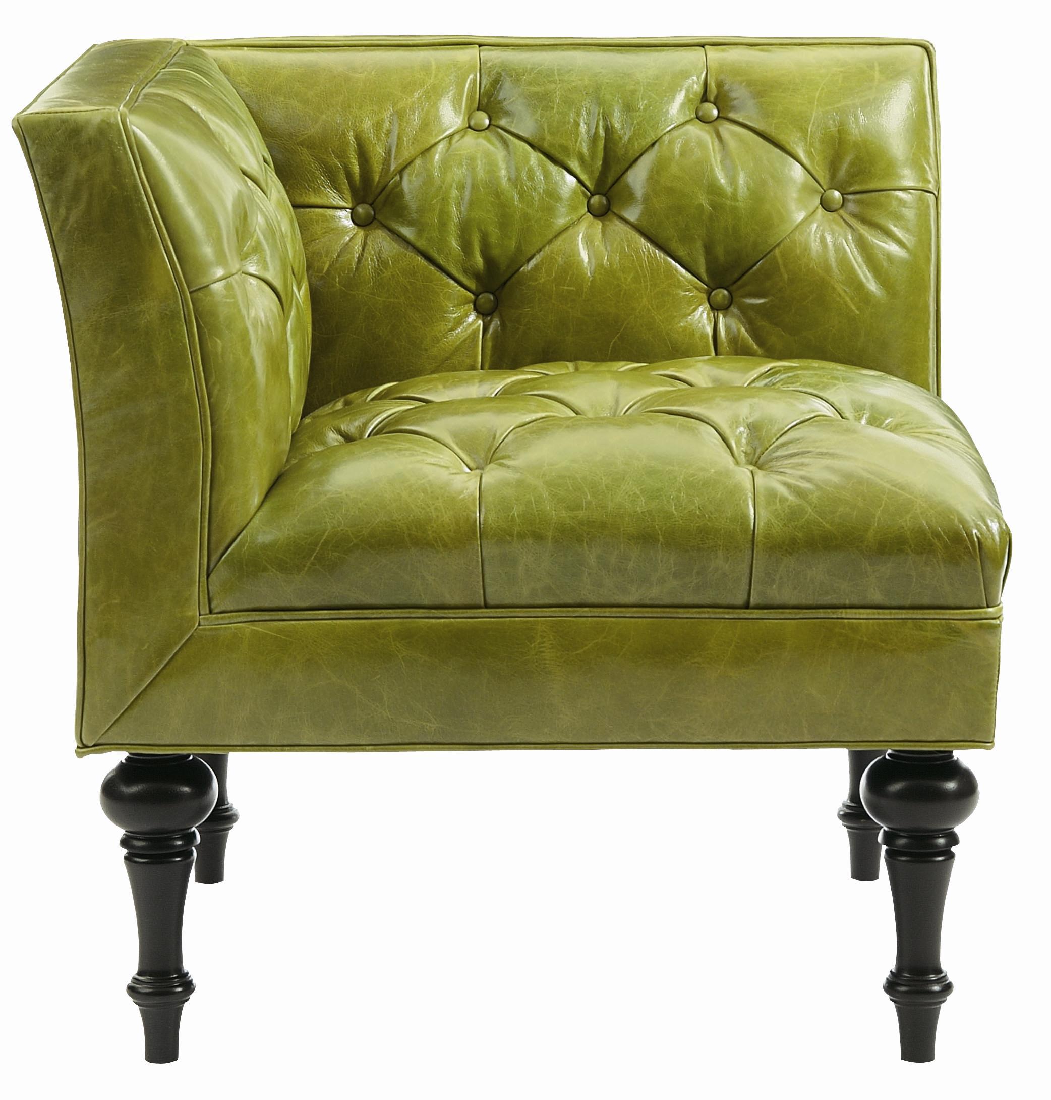 Gentil Bernhardt Interiors ChairsSalon Corner Chair ...