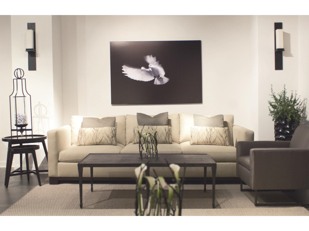 Shown Right Center with Coordinating Sofa and Tables. Chair Shown May Not Represent Exact Features Indicated.
