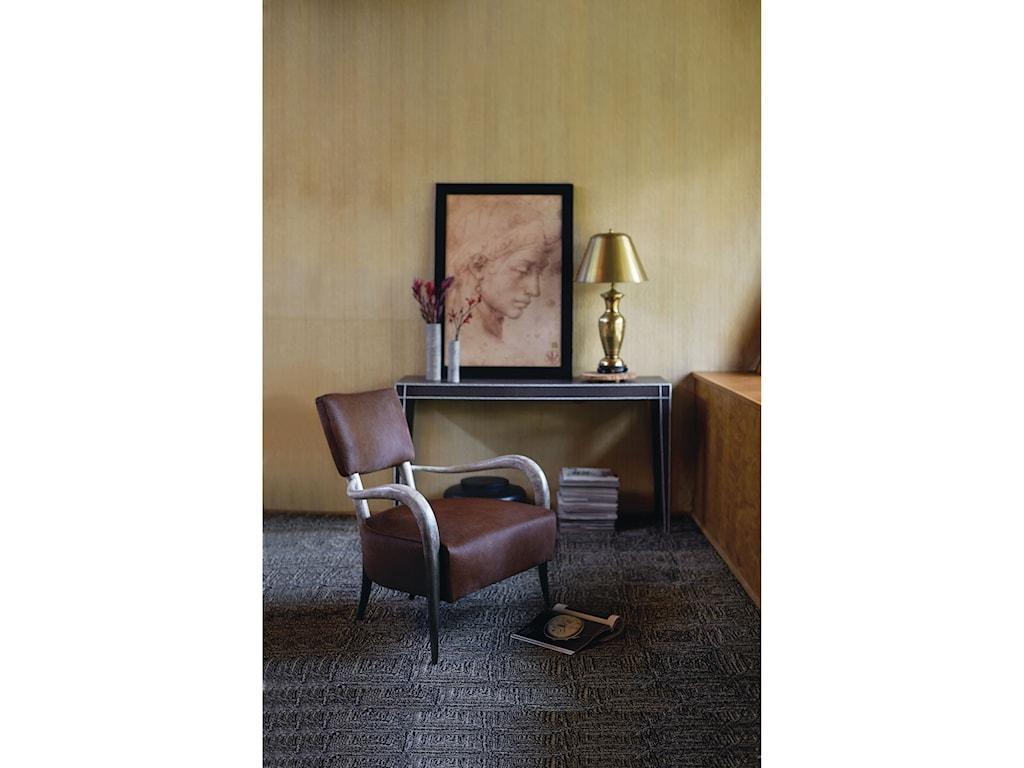 Bernhardt Interiors - ChairsElka Chair
