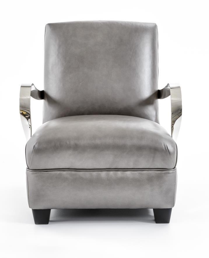 Bernhardt Interiors ChairsMarkham Leather Chair ...