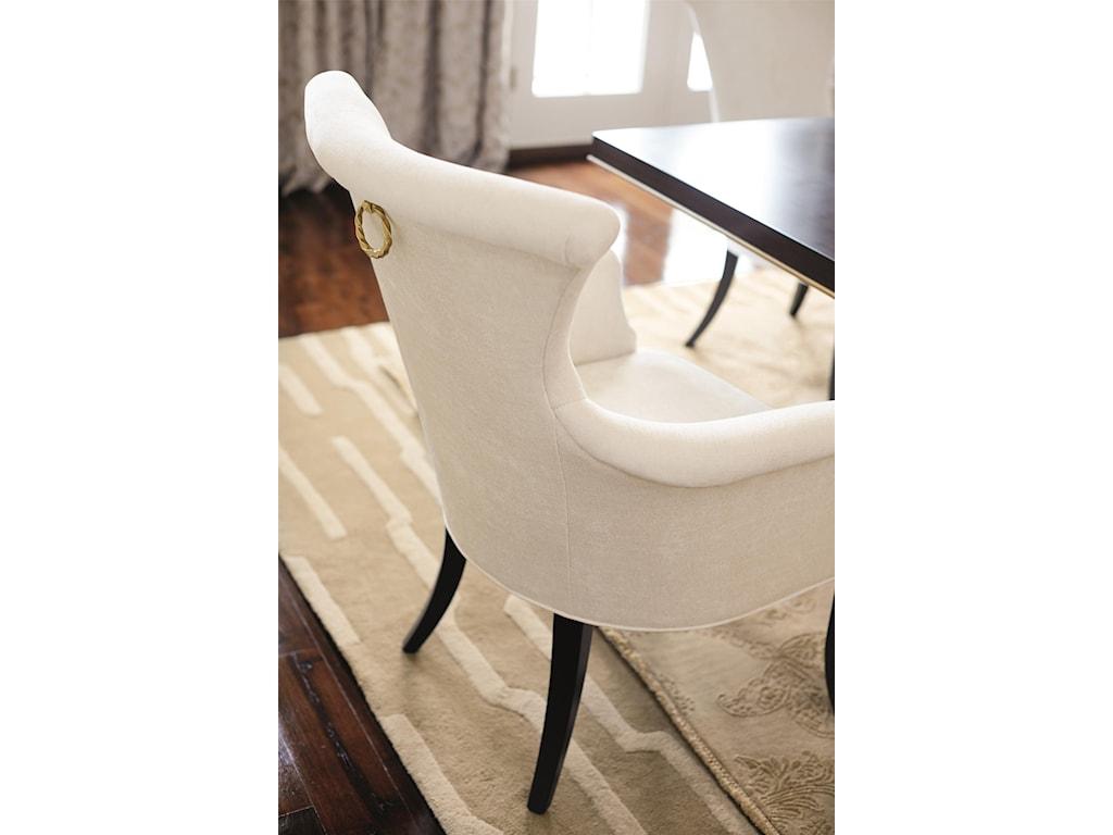 Bernhardt Jet SetUpholstered Arm Chair
