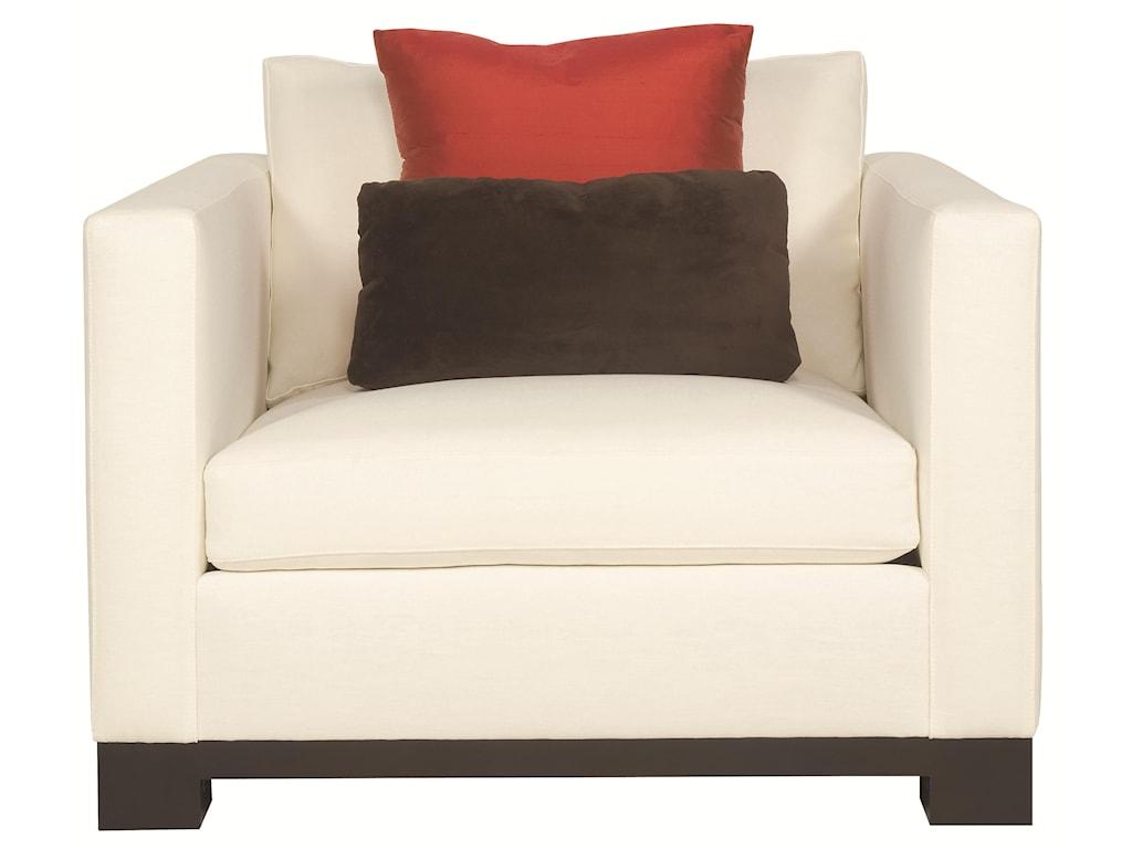 bernhardt living room furniture. Bernhardt Lanai Modern Living Room Chair with High End Furniture Style  Baer s Upholstered