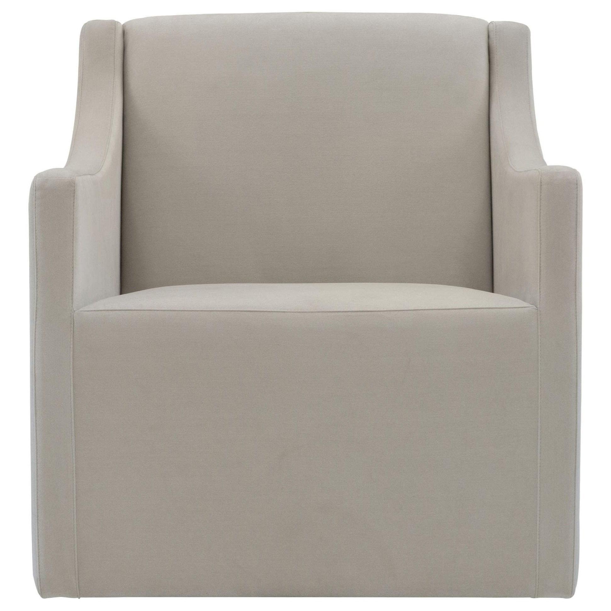 Elle Contemporary Swivel Chair