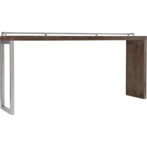 Bernhardt Loft Logan Square Reilly Console Table Belfort Furniture Sofa Tables Consoles