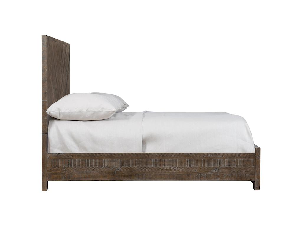 Bernhardt Loft - Logan SquareFuller King Panel Bed