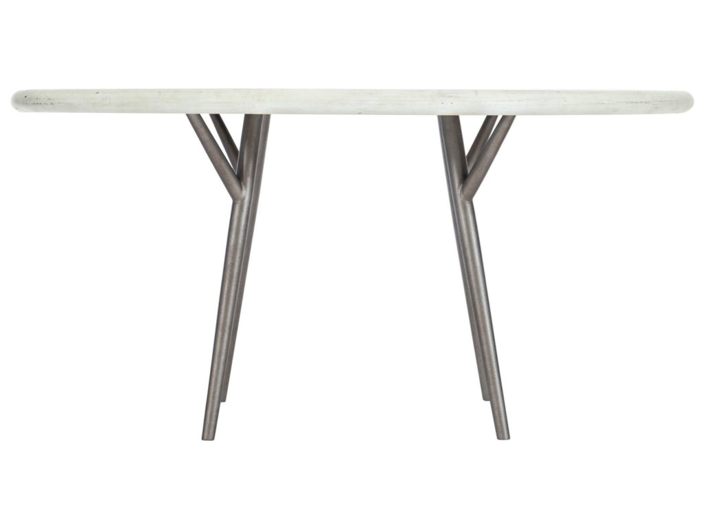 Bernhardt Loft - Highland ParkPresley Round Dining Table