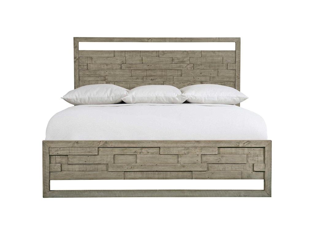 Bernhardt Loft - Highland ParkShaw California King Panel Bed