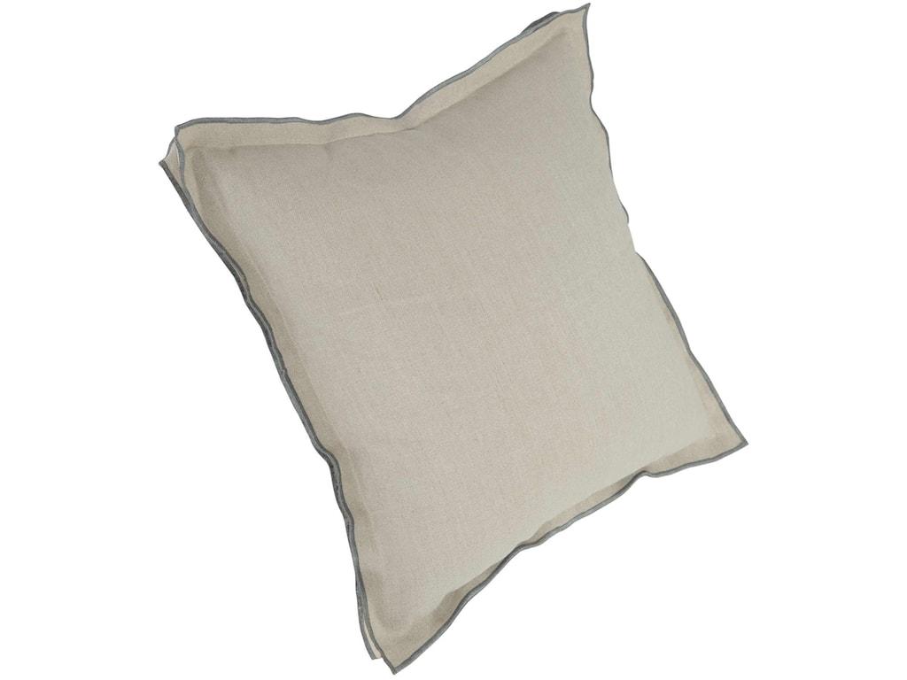 Bernhardt Luxe PillowsContrast Flange (22