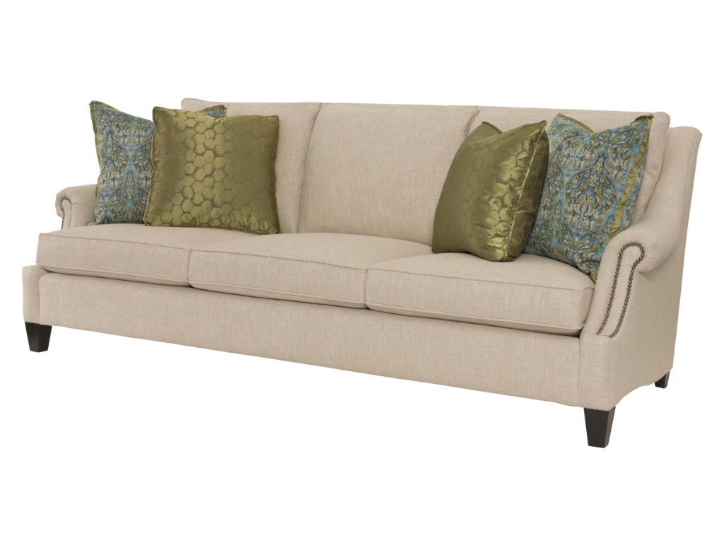 Bernhardt Martin B3297 Sofa With Transitional Style Dunk Bright Furniture
