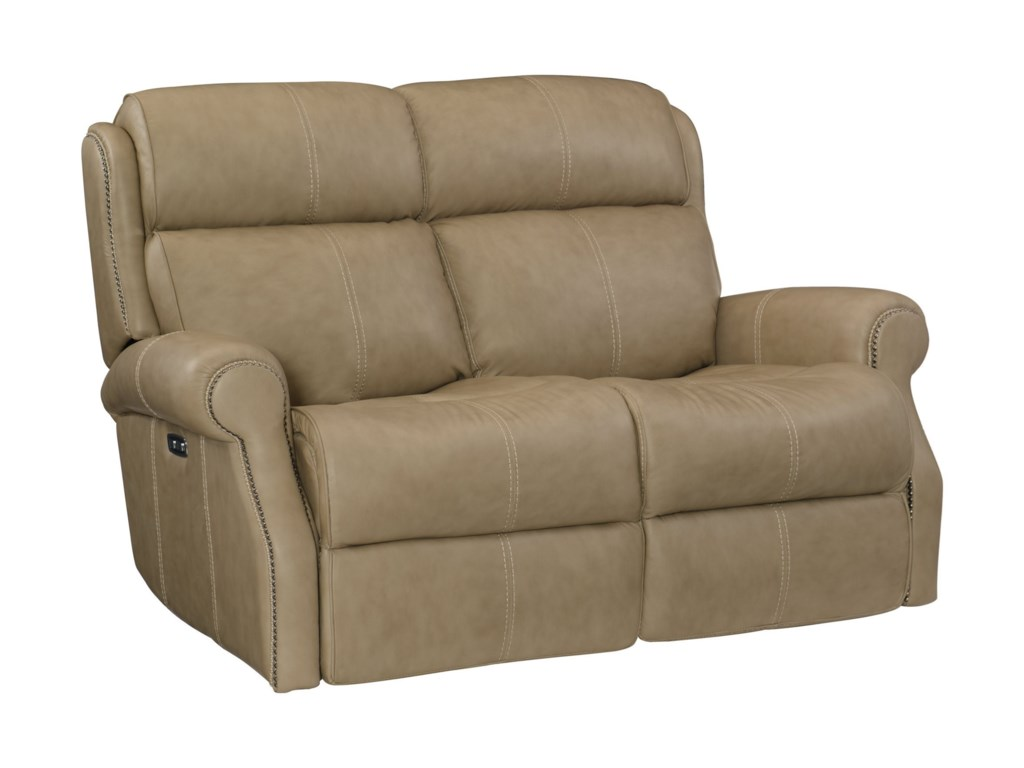 Bernhardt McGwire Power Motion Loveseat