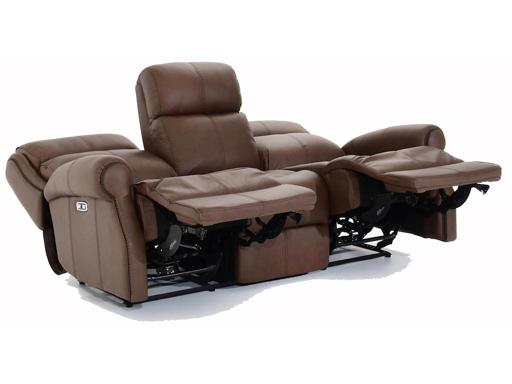 Bernhardt McGwire Power Motion Sofa