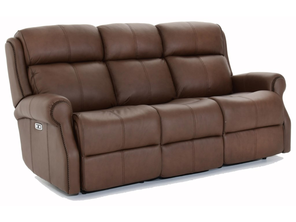 Bernhardt McGwire Power Motion Sofa