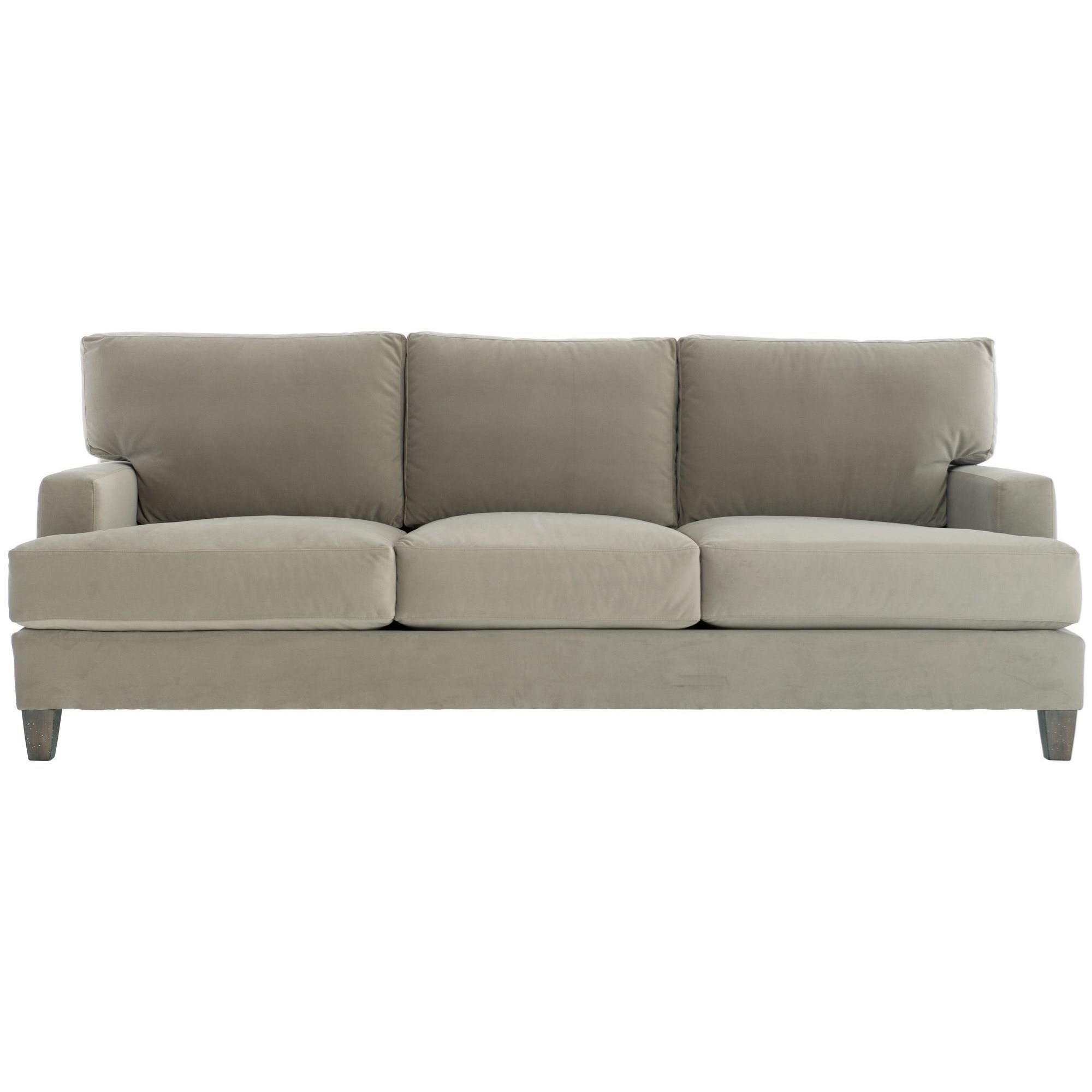 Transitional Sofa without Accent Pillows