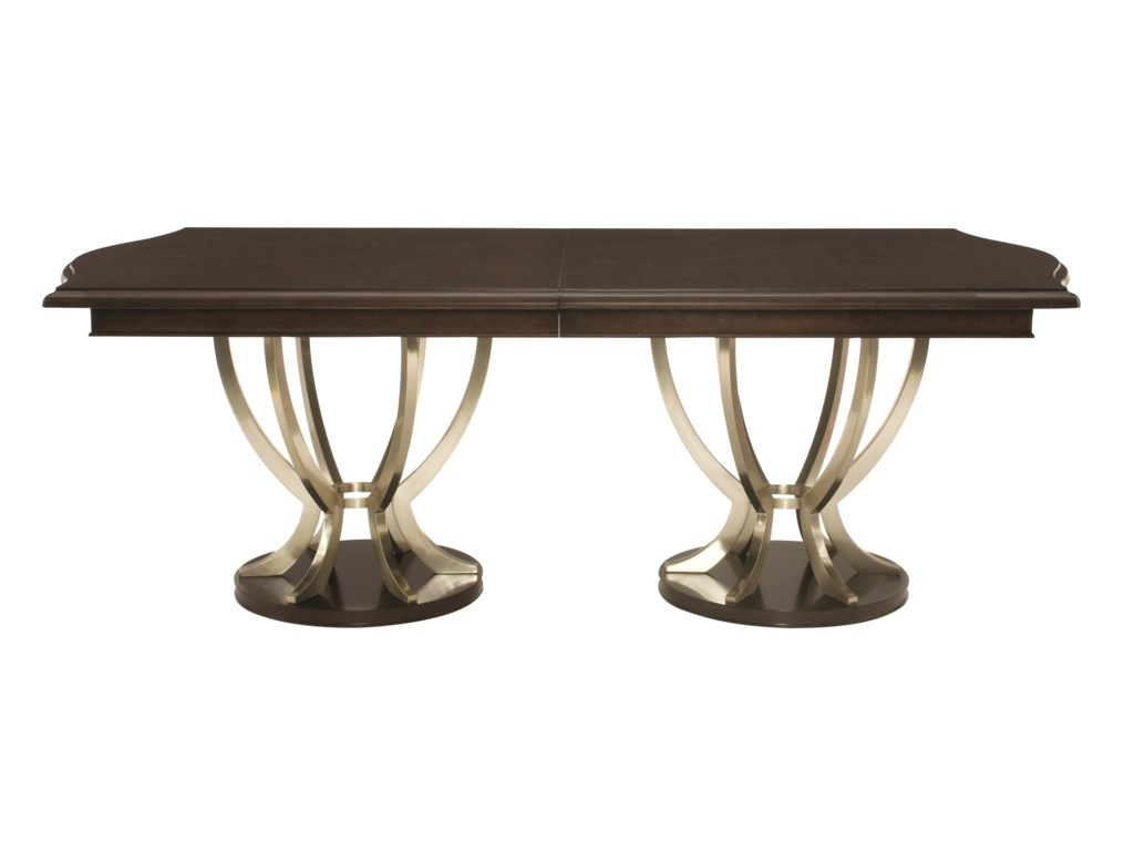 Bernhardt miramontdining table