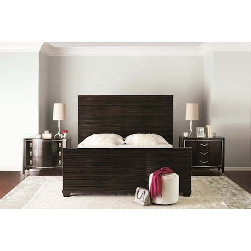 Bernhardt Miramont King Bedroom Group 3