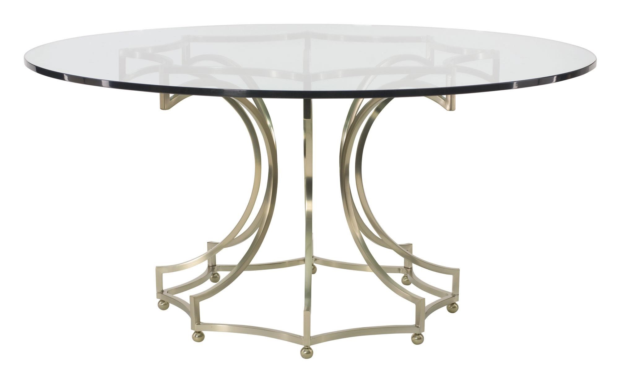 Bernhardt MiramontRound Dining Table