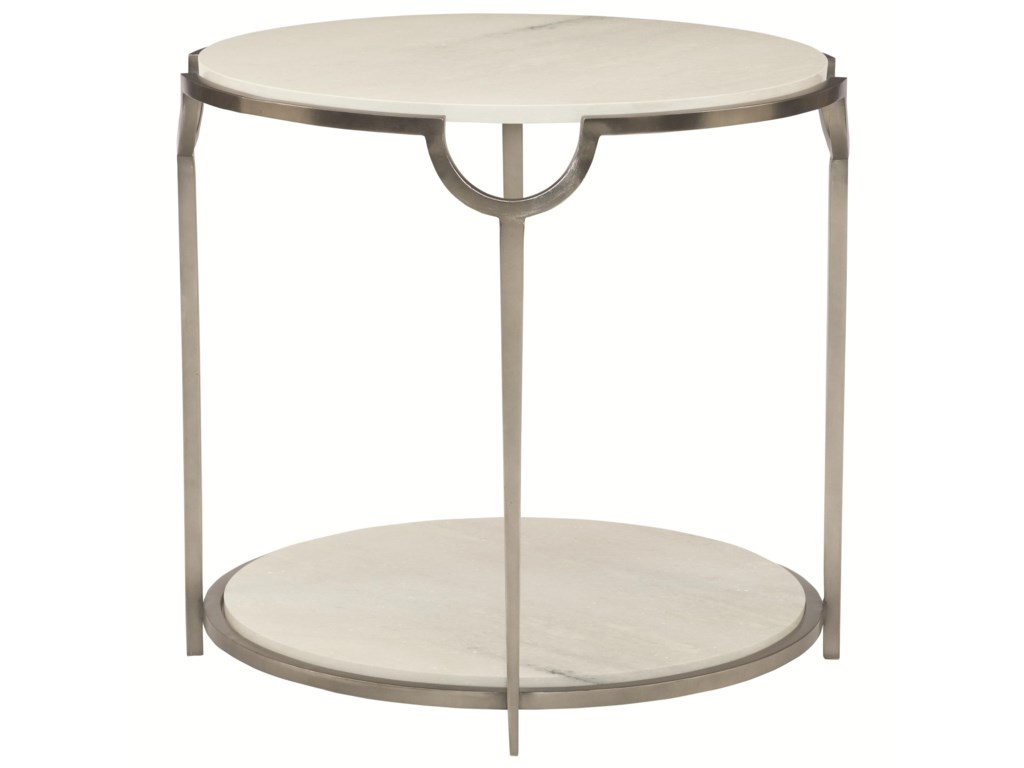 Bernhardt MorelloRound End Table