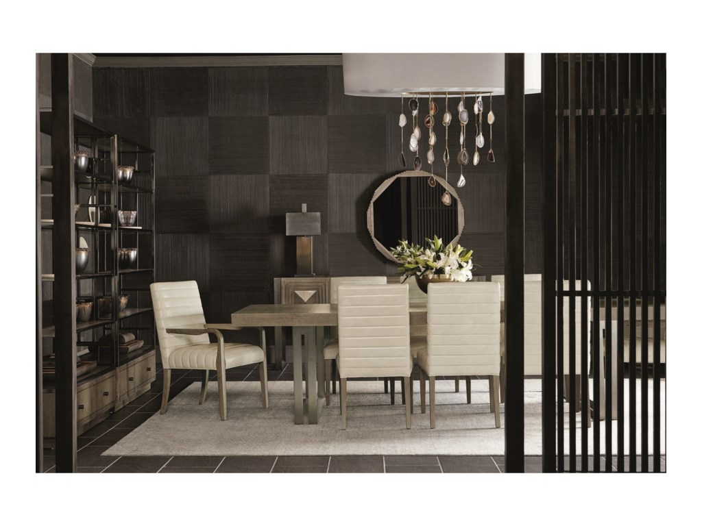 Mosaic Formal Dining Room Group By Bernhardt At Dunk Bright Furniture
