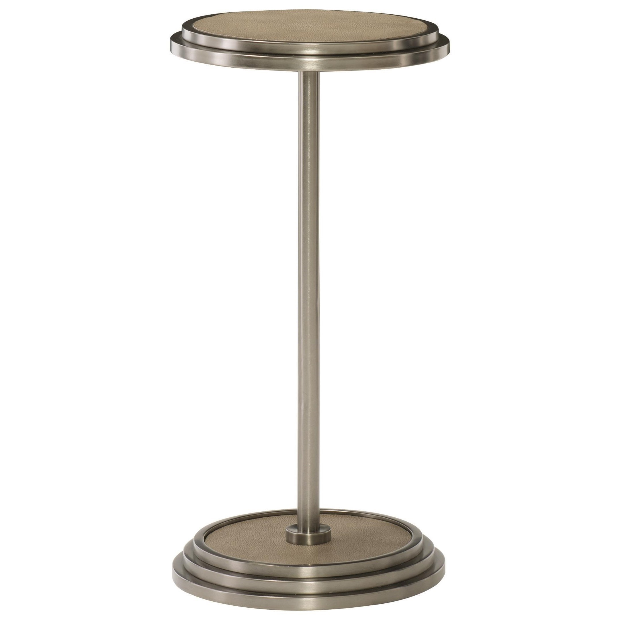 Bernhardt MosaicRound End Table ...