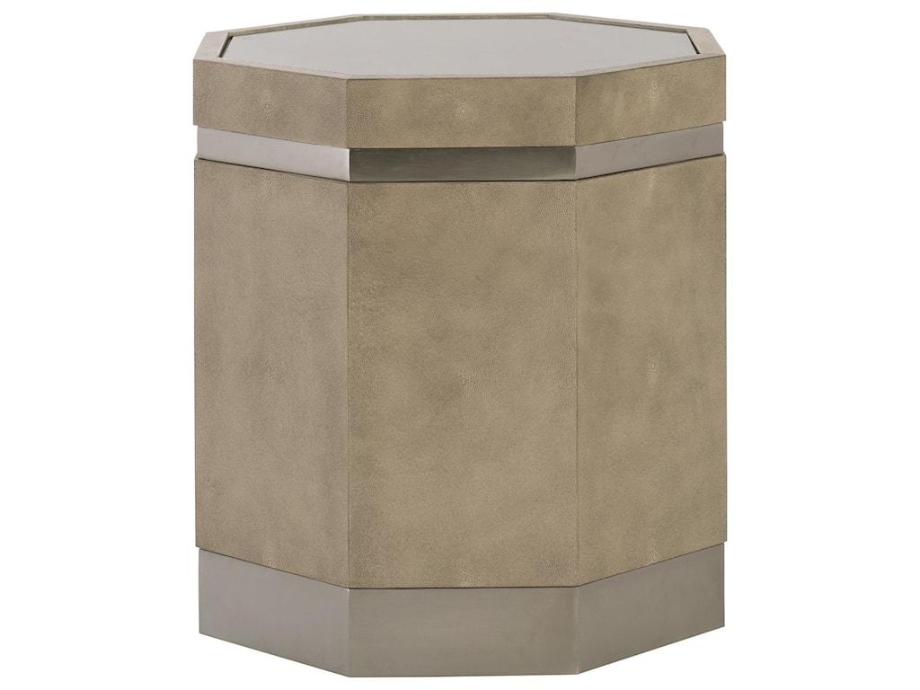 Bernhardt MosaicOctagonal End Table