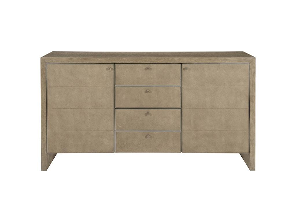 Bernhardt Mosaic4 Drawer, 2 Door Buffet