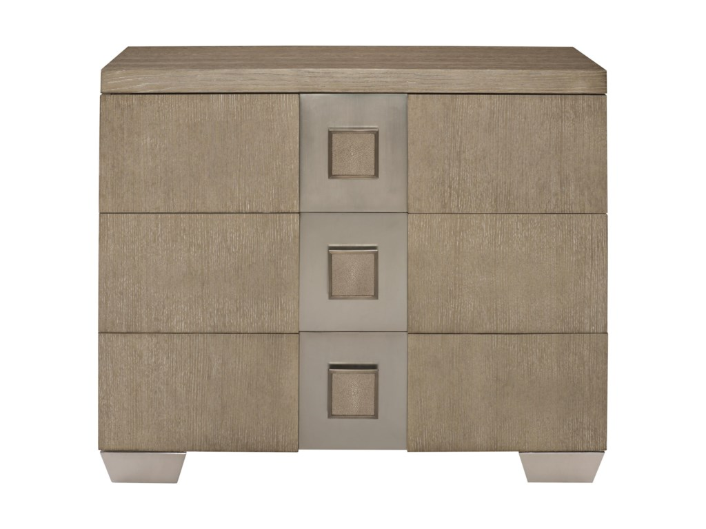Bernhardt Mosaic3 Drawer Bachelor's Chest
