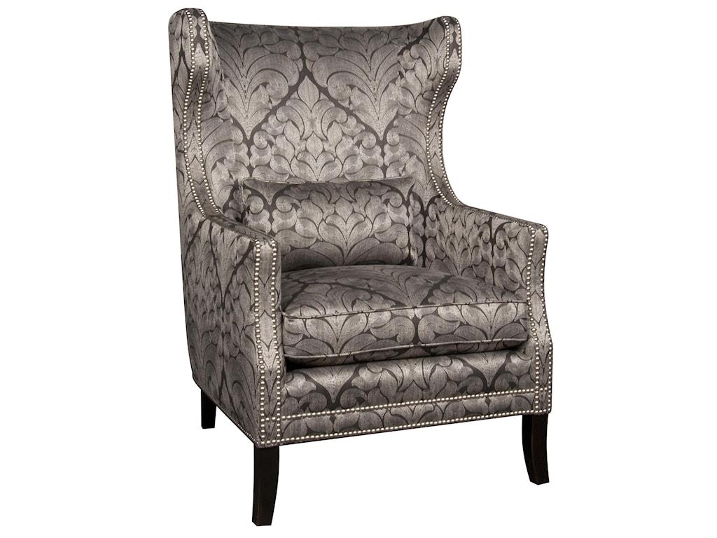 Wing chair bernhardt - Kingston Wing Chair By Bernhardt