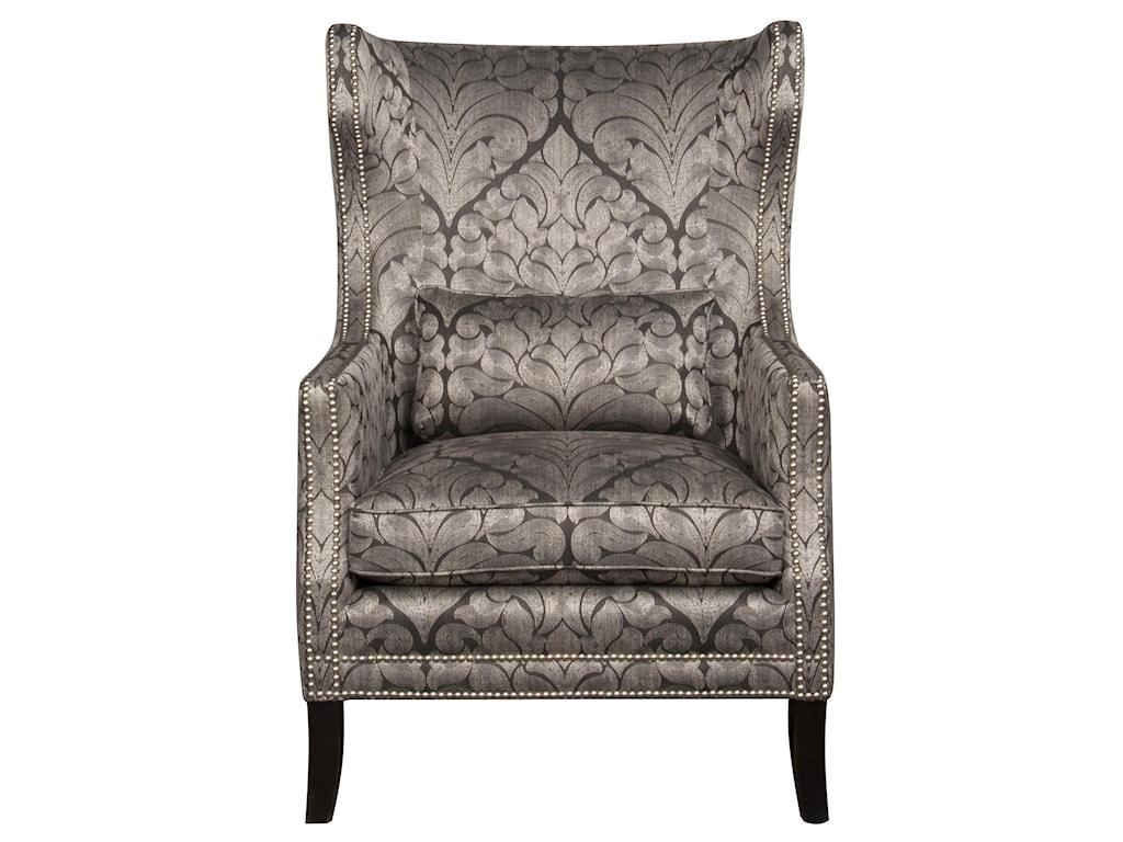 Wing chair bernhardt - Wing Chair Bernhardt 21