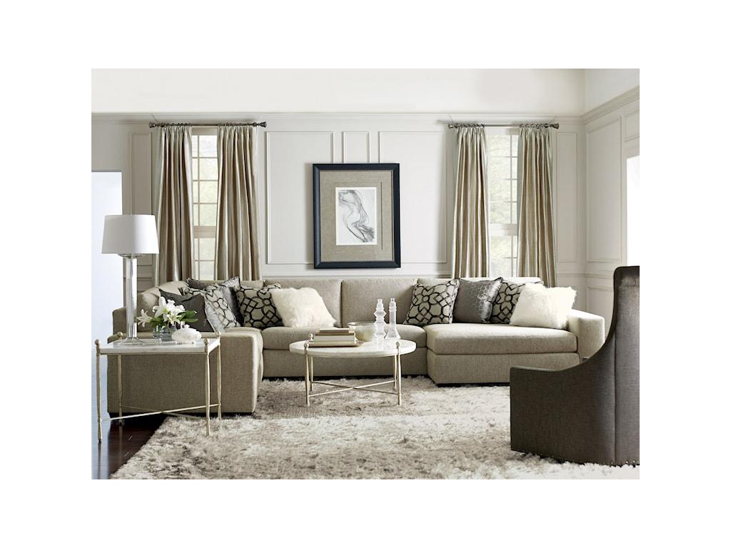 Bernhardt OrlandoSectional Sofa