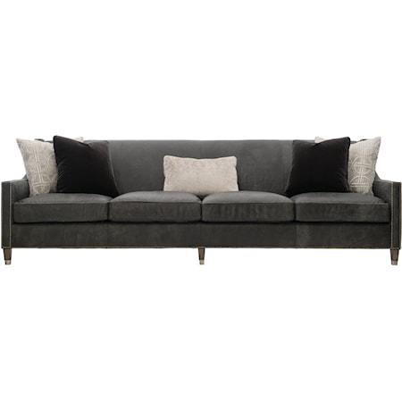 "108"" Nailhead Sofa"
