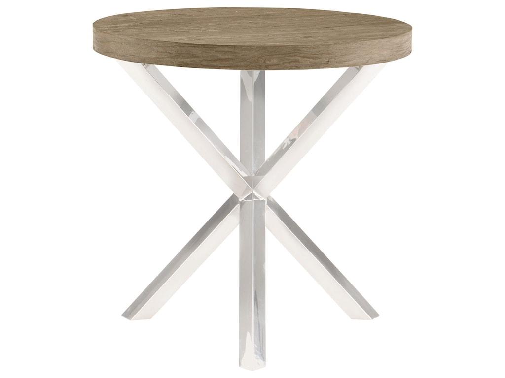 Bernhardt PelhamRound Chairside Table