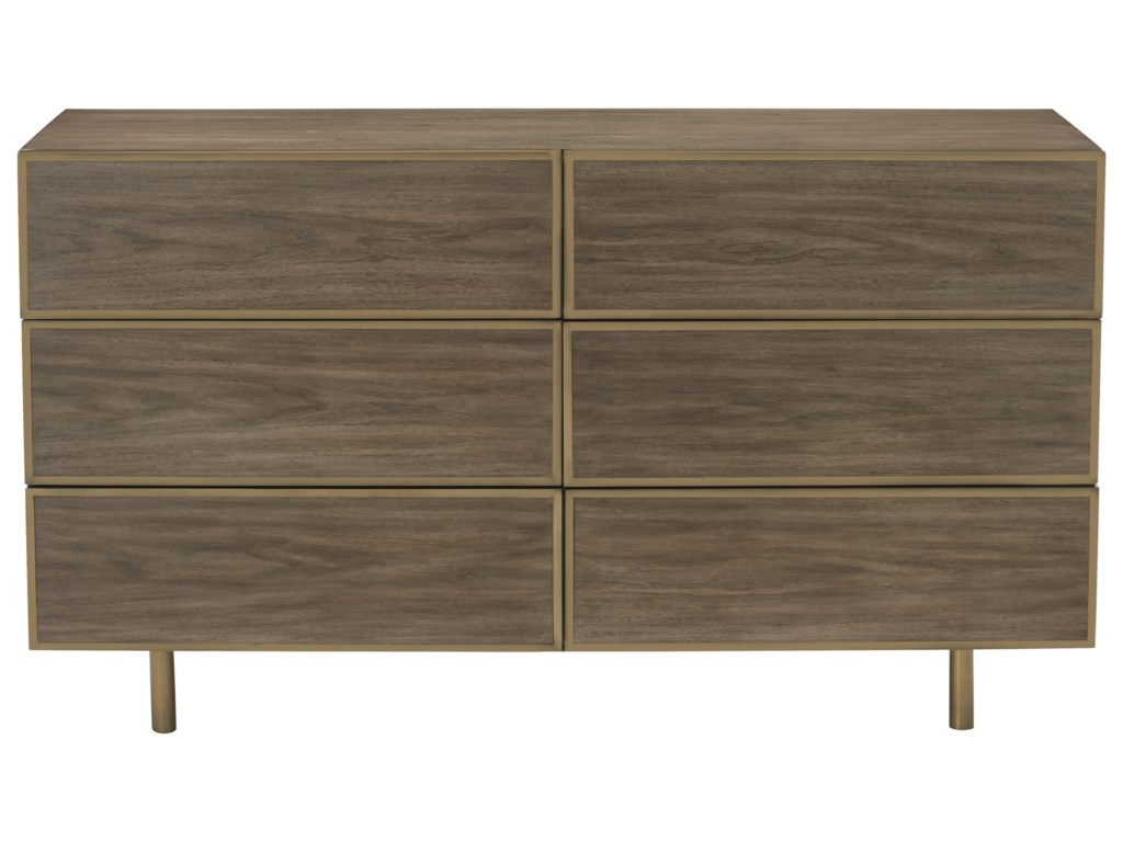 Bernhardt Profile6 Drawer Dresser