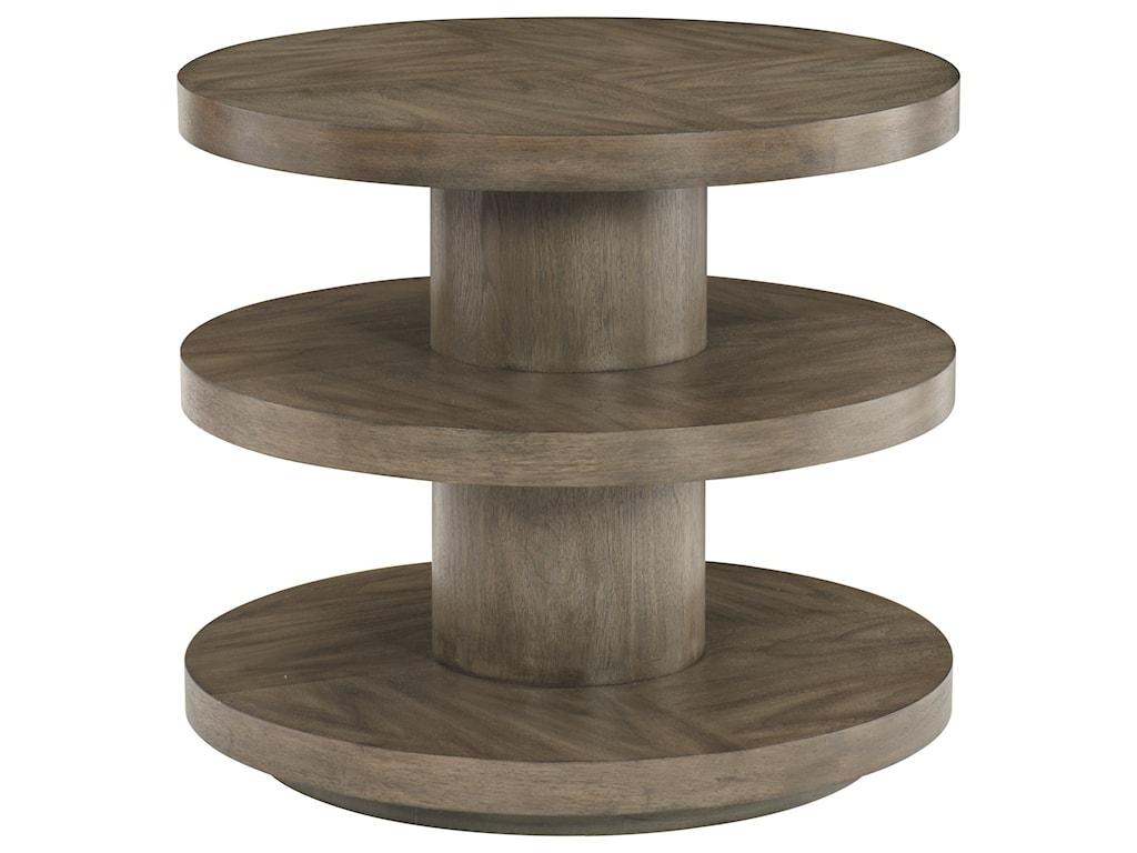 Bernhardt ProfileRound End Table