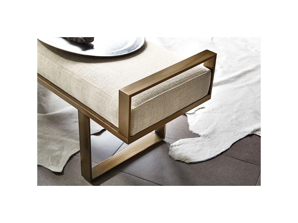 Bernhardt ProfileMetal Bench