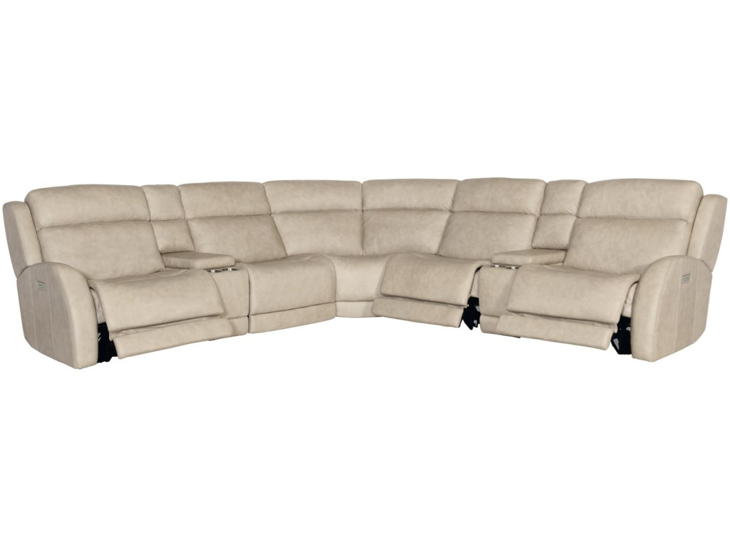 Bernhardt RawlingsPower Motion Sectional