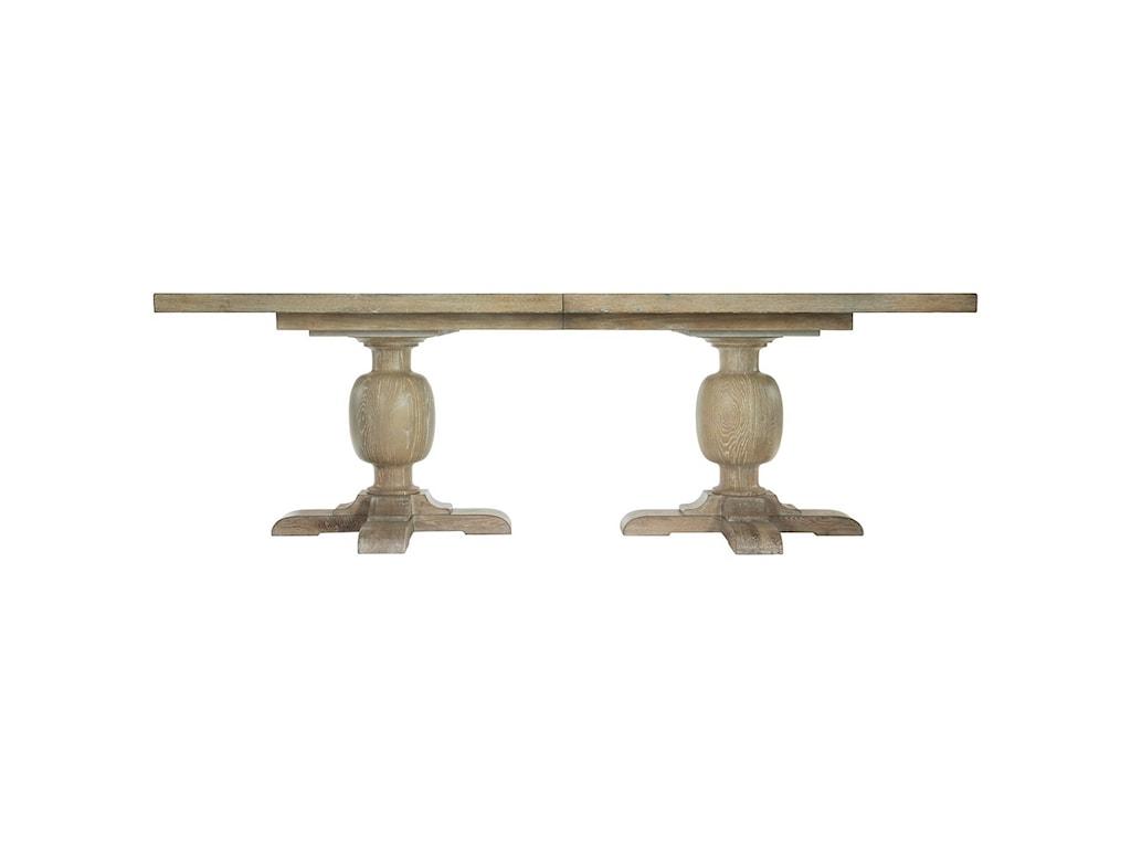 Bernhardt Rustic PatinaRectangular Dining Table