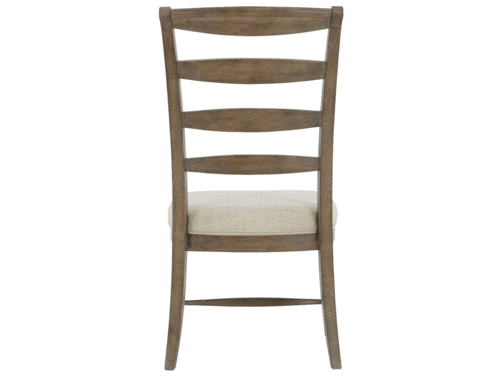 Bernhardt Rustic PatinaCustomizable Ladderback Side Chair