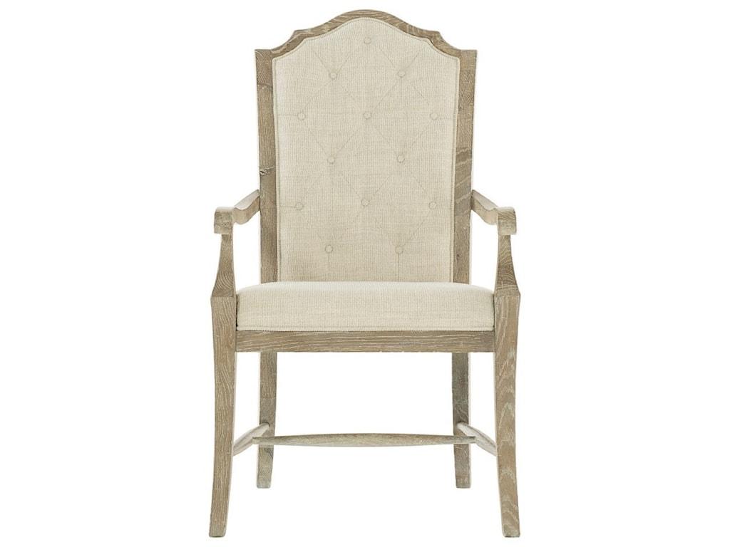 Bernhardt Rustic PatinaArm Chair