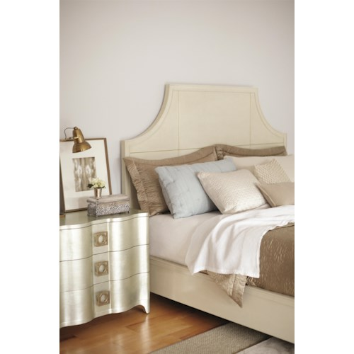 Bernhardt Salon King Bedroom Group